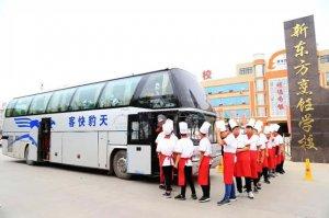 校企合作|我校组织师生赴银川国际交流中心酒店参观学习