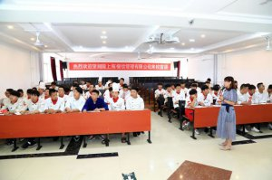 校企合作,定向培养!望湘园(上海)餐饮管理股份有限公司来宁夏