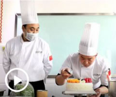 宁夏新东方烹饪学校名师进校园