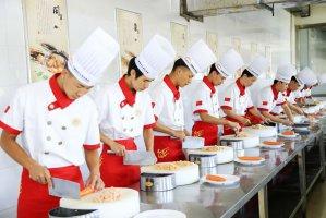 厨师学校要 多少学费