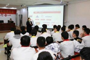 企业宣讲|【苏州老阿爸餐饮集团】走进宁夏新东方烹饪学校做企业
