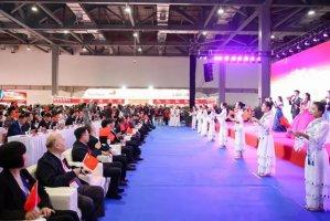 近百位名厨汇聚宁夏新东方技工学校参加烹饪锦标赛,预祝第四届中