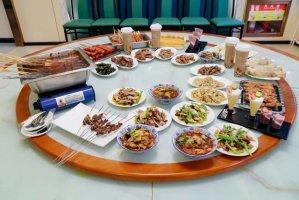 宁夏新东方创业小吃品鉴会:邂逅美食,只靠味道征服你