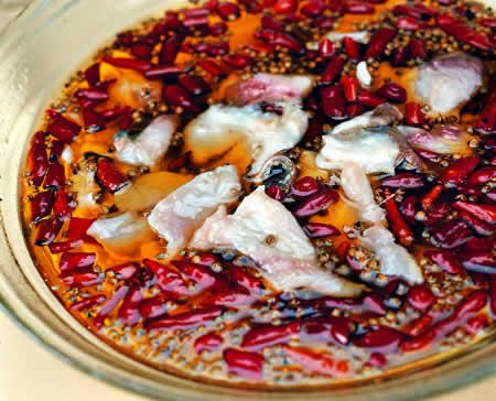 烹饪金牌二班川菜作品