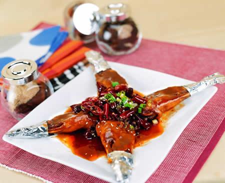 烹饪大厨精英一班川菜作品