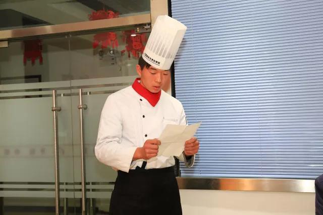 感恩有您,因爱前行!为实现厨师梦想努力拼搏!