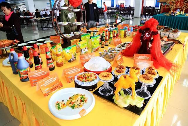 """我校师生出战""""联合利华饮食策划杯""""第八届全国烹饪技能竞赛"""