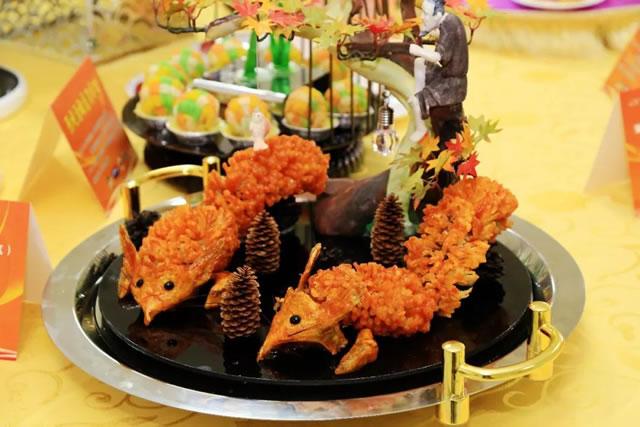 喜报 祝贺我校师生团队在第八届全国烹饪技能竞赛暨宁夏旅游金牌大厨选拔赛中斩获佳绩