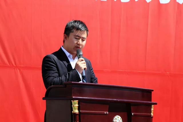 """宁夏新东方烹饪学校举行2019年""""校园文明月""""启动仪式"""