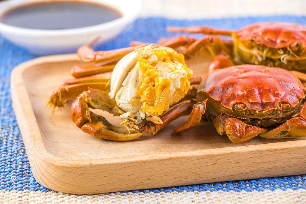 葱姜焗膏蟹