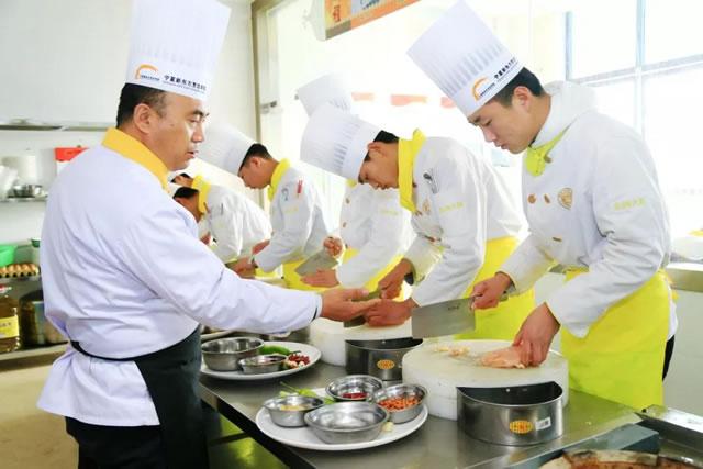 学厨师要花多少钱?