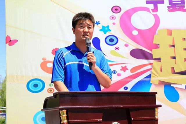 无运动,不青春!宁夏新东方趣味运动会盛大启幕!