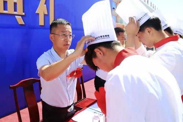 毕业季,青春不散场―宁夏新东方举行2018年夏季毕业典礼活动!