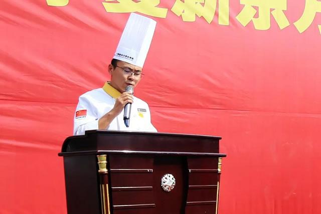 宁夏新东方烹饪学校2019年秋季新生开学典礼隆重举行