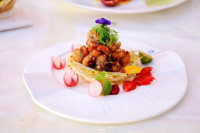 宁夏新东方技工学校创意凉菜大赛惊艳众人,大家快来围观!