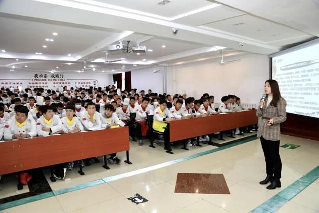 名企宣讲会圆满结束,新东方学子就业更近一步