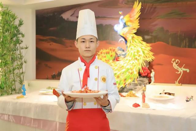 新生专访--三年制大厨精英班盛鑫
