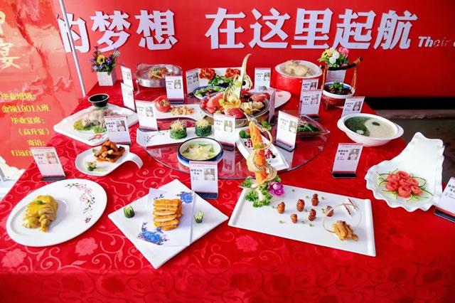 青春筑梦,前程似锦!宁夏新东方烹饪学校毕业典礼圆满落幕!