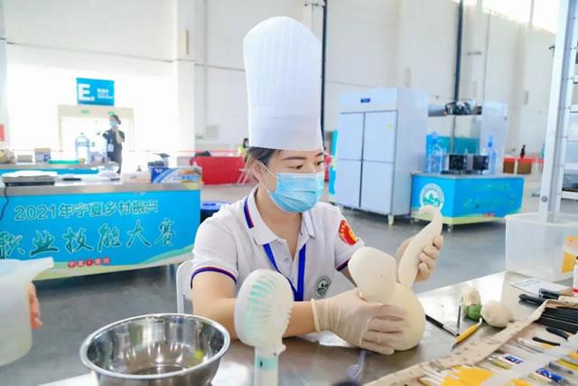 宁夏新东方技工学校助力2021年宁夏乡村振兴职业技能大赛,预祝本次大赛圆满成功