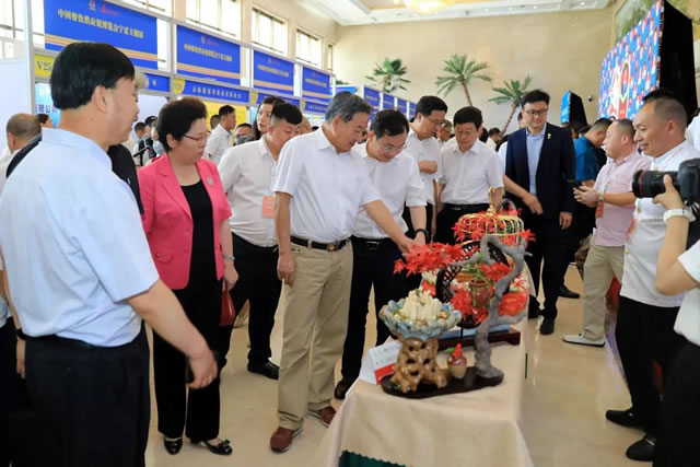 2021CHA中国美食烹饪锦标赛宁夏滩羊、宁夏枸杞美食专项赛在我校盛大开幕